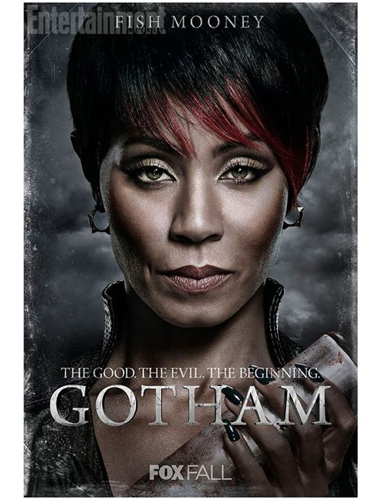 Jada Pinkett est Fish Mooney