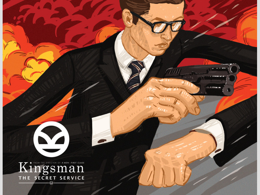 KINGSMAN SPY