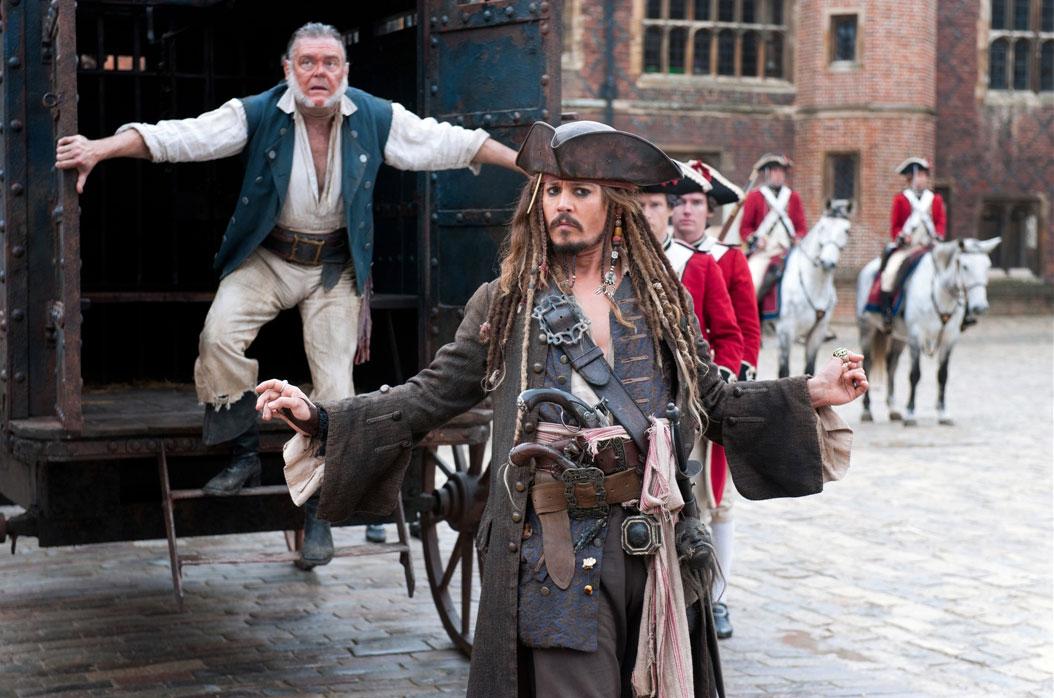 Pirates des Caraïbes 5 : le casting
