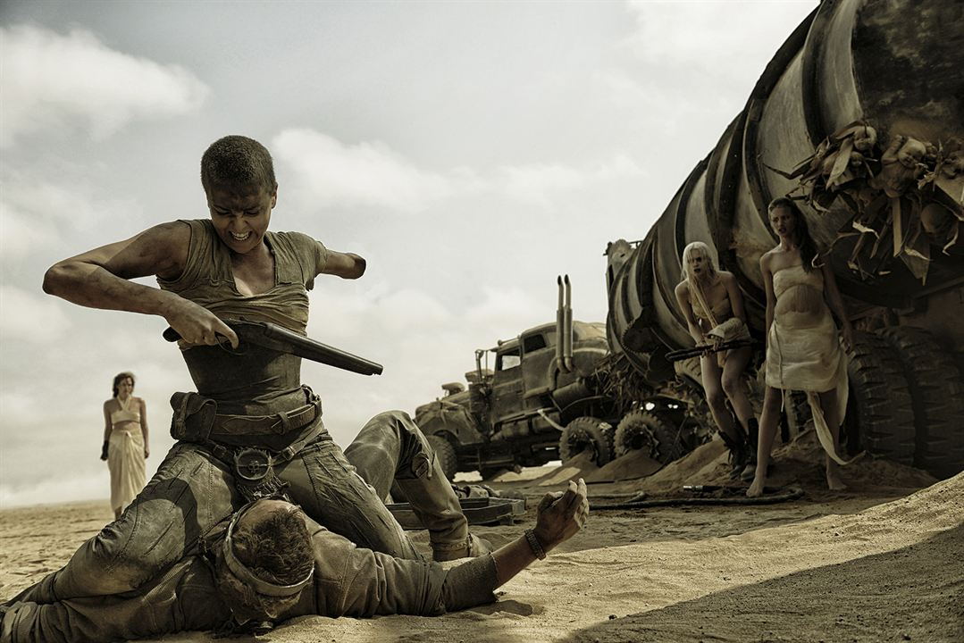 Mad Max: Fury Road - Sortie le 13 mai 2015