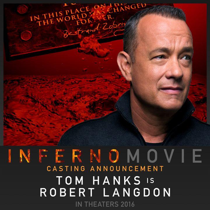 Inferno : le casting en images