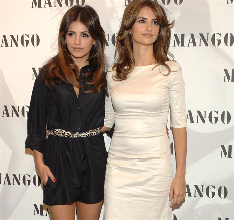Monica & Penélope Cruz