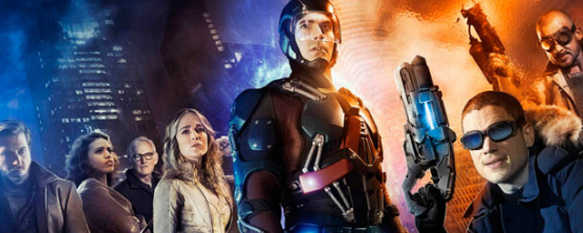 DC'S LEGENDS OF TOMORROW (spin-off Arrow/The Flash) / Nouveauté