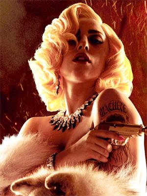 Lady Gaga sera...