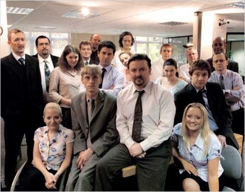 9- The Office (UK)