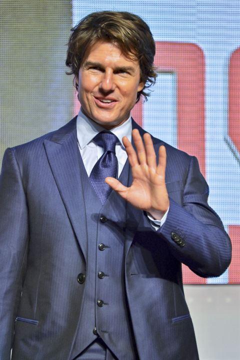 Tom Cruise devient...