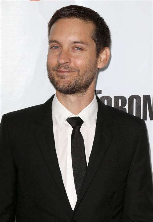 Tobey Maguire devient...