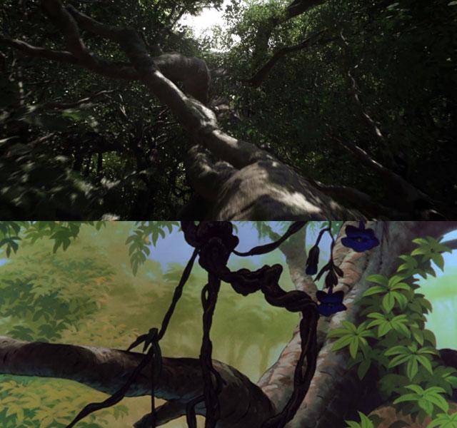 bande livre de la jungle