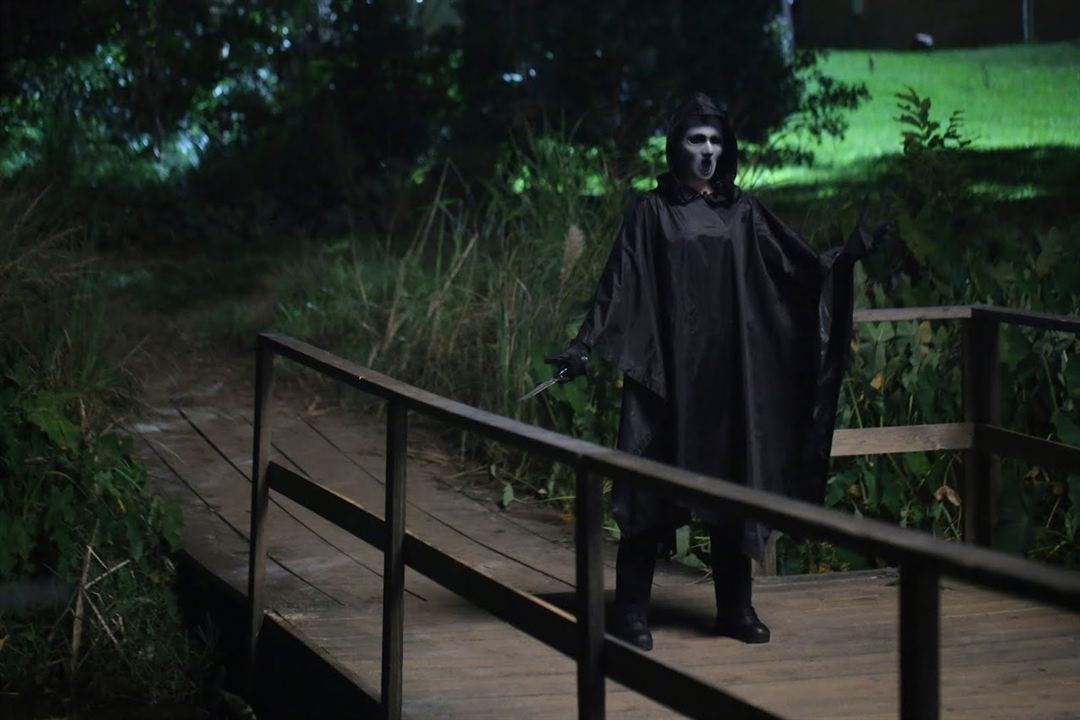 La série Scream, le 1er octobre