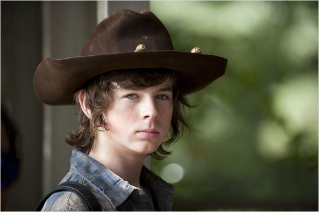 "Chandler Riggs dans ""Keep Watching"""