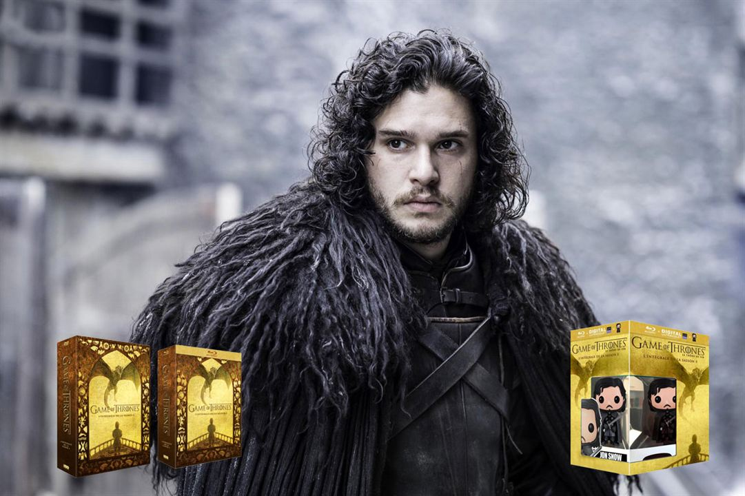 14 mars - Game of Thrones : DVD / Blu-ray de la saison 5