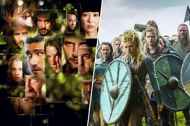 17- Lost / Vikings