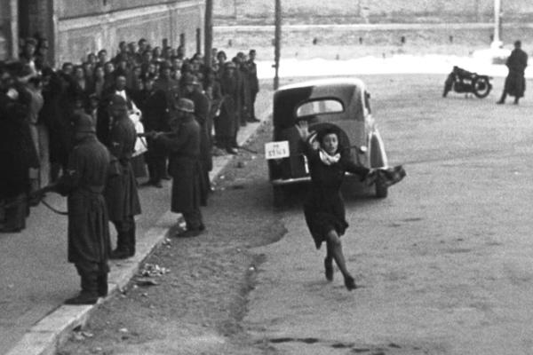Rome ville ouverte de Roberto Rossellini (1945)