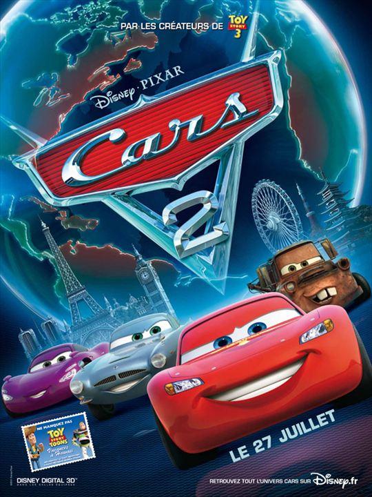 10 - Cars 2