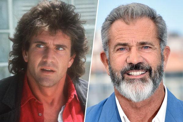Mel Gibson (Martin Riggs)