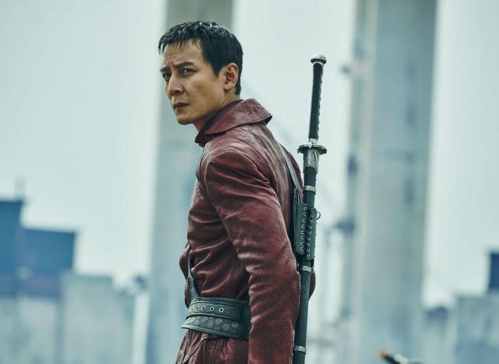 Daniel Wu - Into the Badlands (2015 - ?)