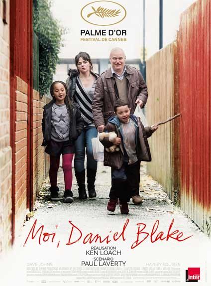9ème : Moi, Daniel Blake - 4.325/5