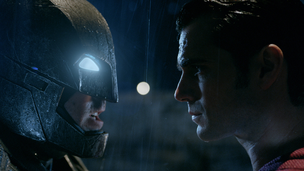 Le twist WTF de l'année : Batman v Superman