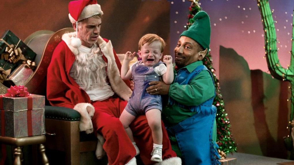 20. Bad Santa (2003)