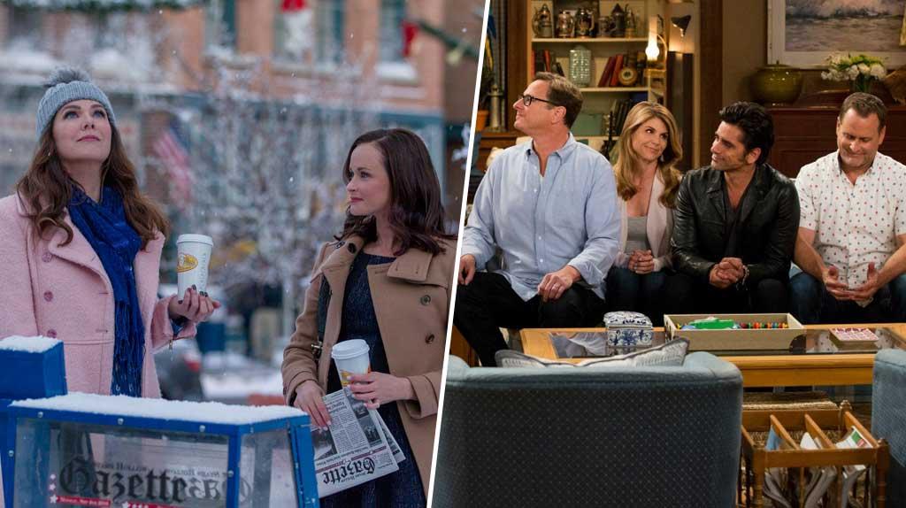 Les revivals de l'année : La Fête à la maison et Gilmore Girls