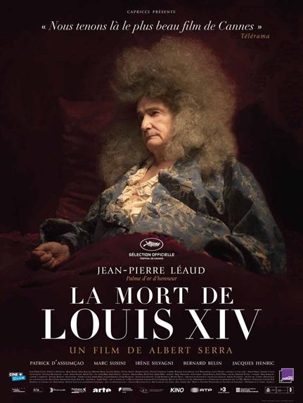 La Mort de Louis XIV : 2 récompenses