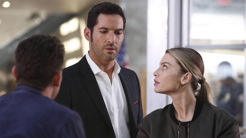 13 février - Lucifer : la 1ère partie de la saison 2 sur 13ème Rue