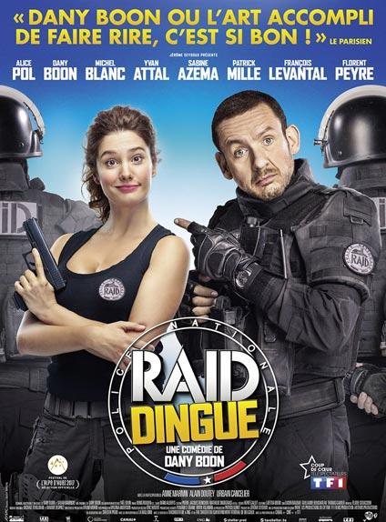 N°2 - RAID Dingue : 803 827 entrées