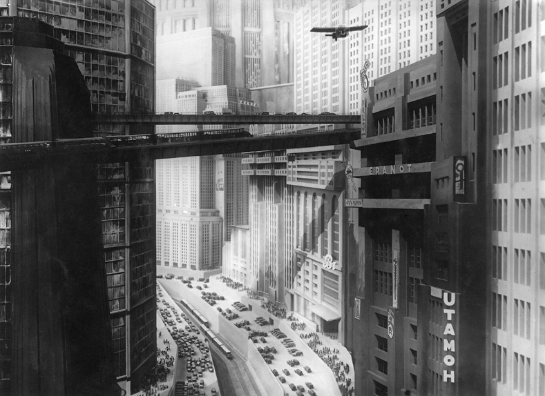 """Metropolis"" (1927)"