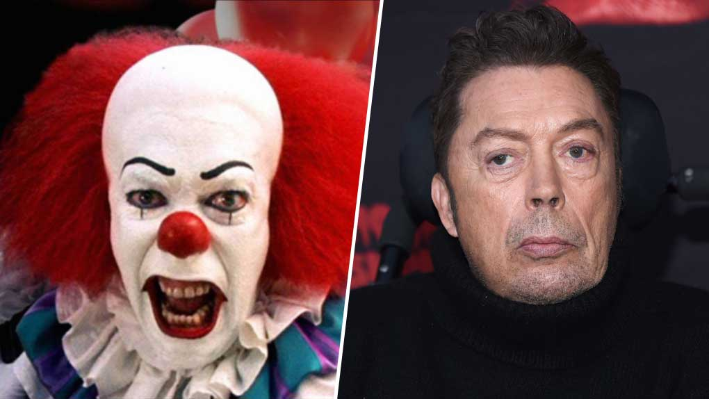 Tim Curry - Grippe-Sou, le clown