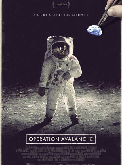 Operation Avalanche : Film