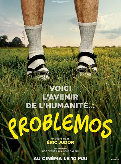 """Problemos"" avec Eric Judor, Blanche Gardin, Youssef Hajdi ..."