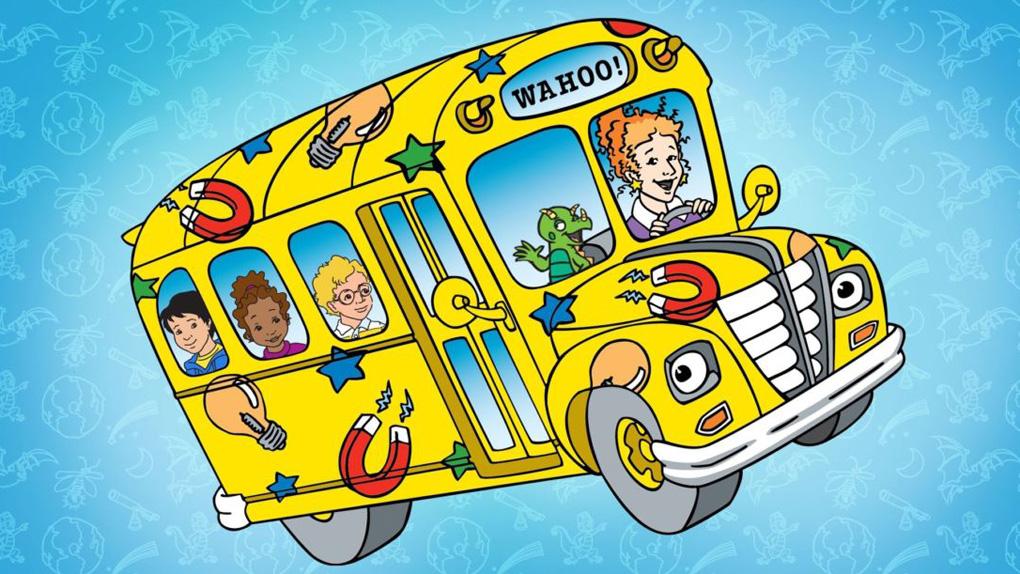 Le Bus magique (1994-1997)
