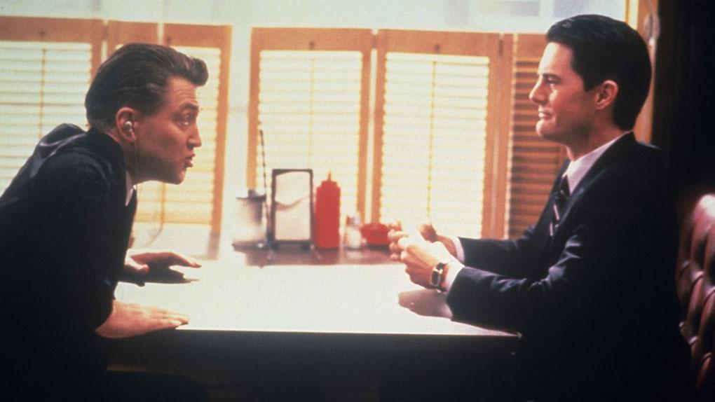 """""""Twin Peaks"""" (1990 - 1991)"""