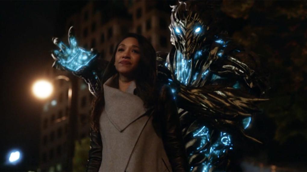 Le moment est enfin venu pour Barry de sauver Iris des griffes de Savitar...