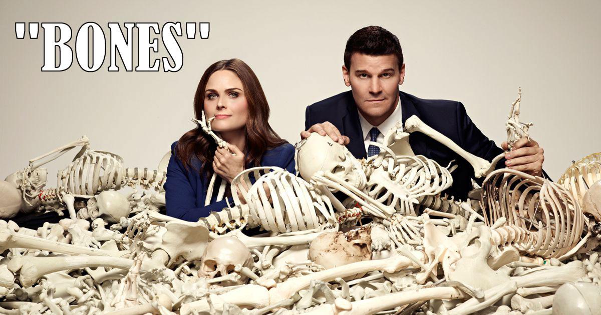 """""""Bones""""... Et le cadavre du jour"""