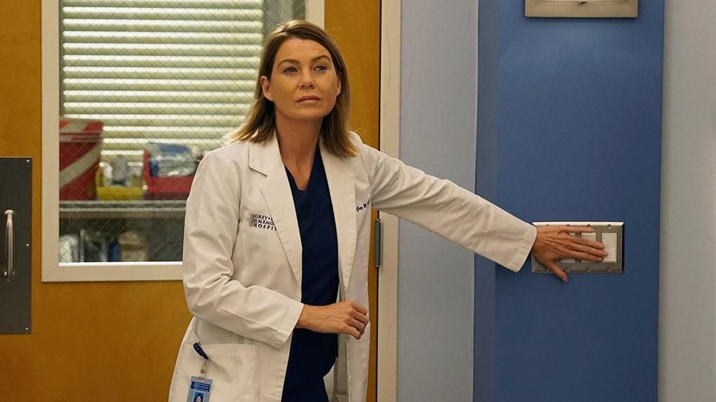 Ellen Pompeo - Grey's Anatomy