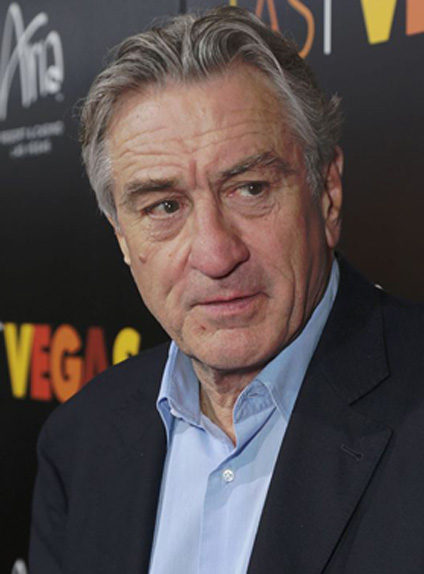 Robert De Niro (confirmé)