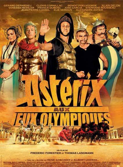 N° 2 - Astérix aux Jeux Olympiques