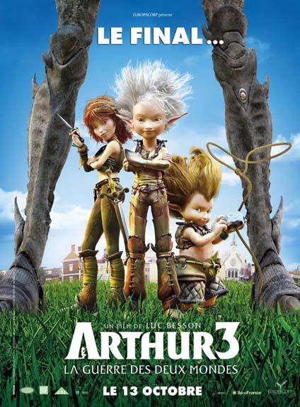 N° 4 - Arthur 3 La Guerre des Deux Mondes