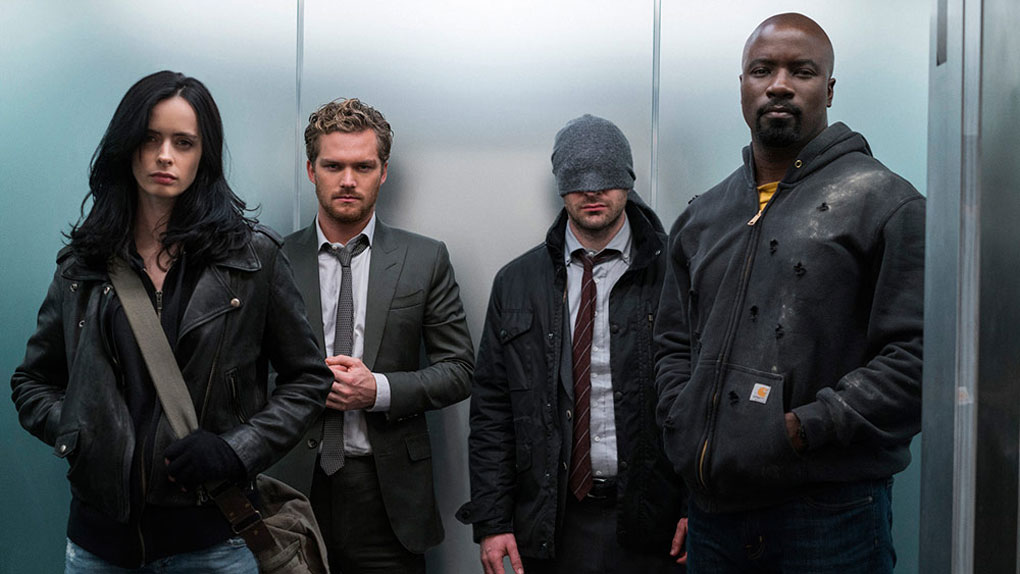 The Defenders : La bande-annonce ultime !