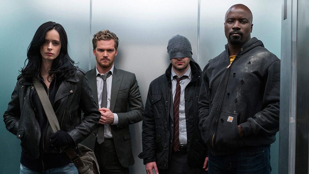 18 août - Marvel's The Defenders : association de super-héros sur Netflix