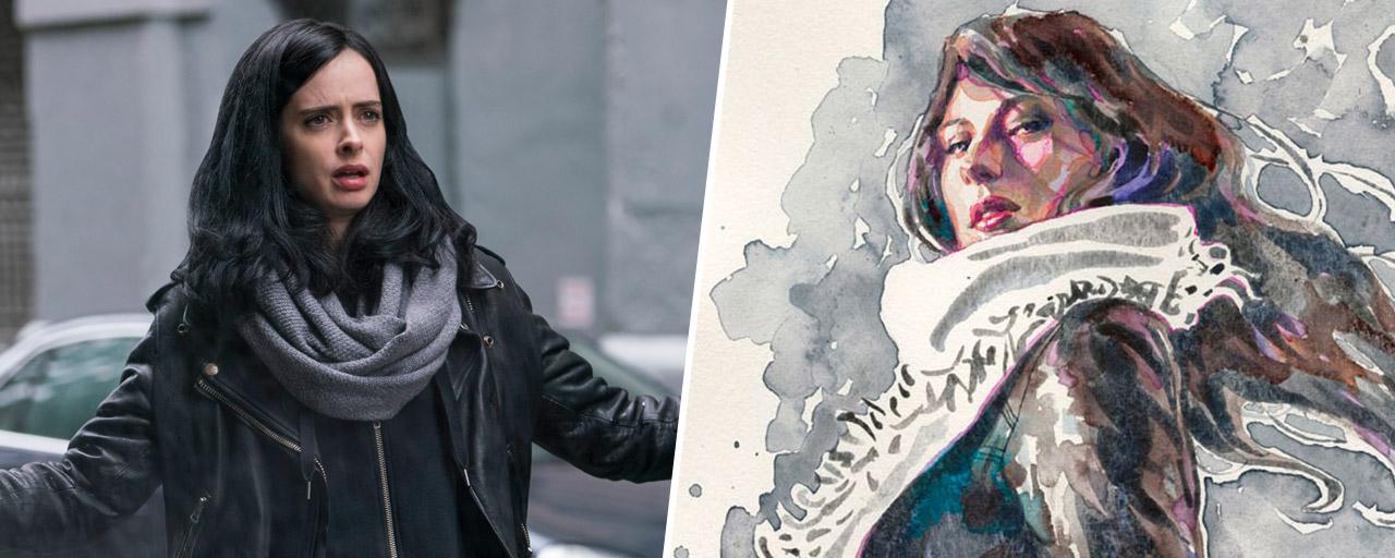 Jessica Jones (Kristen Ritter)