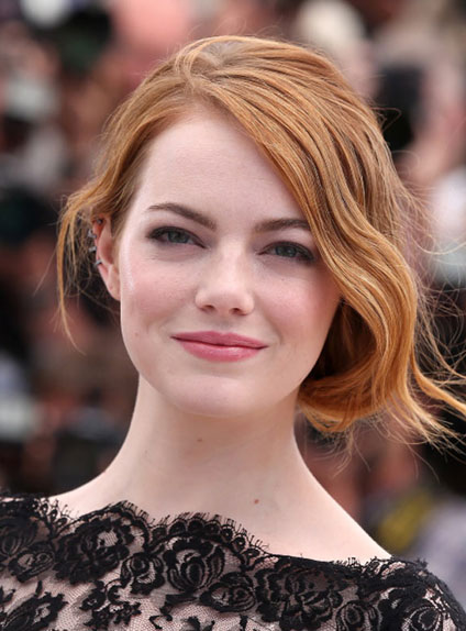 #1 - Emma Stone