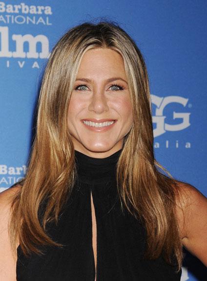 #2 - Jennifer Aniston