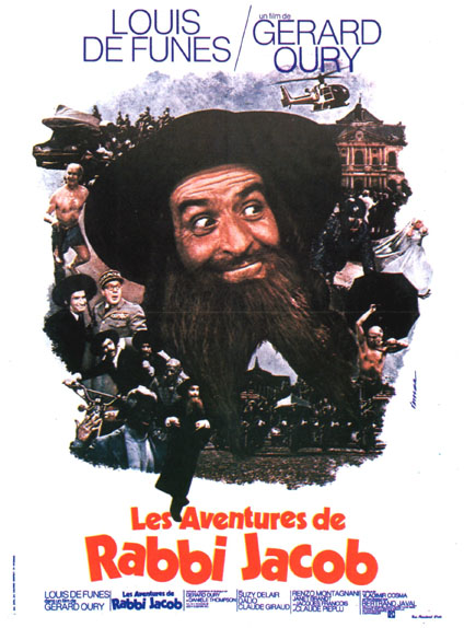 1973 - Les aventures de Rabbi Jacob