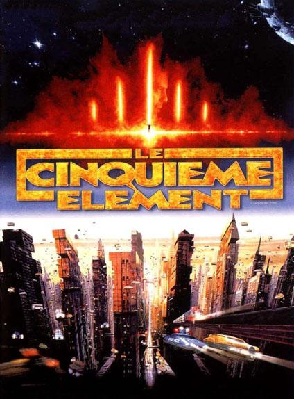1997 - Le Cinquième élément