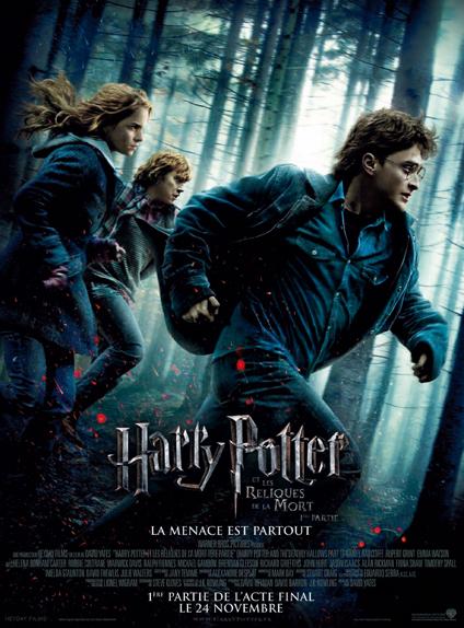 2010 - Harry Potter et les reliques de la mort - partie 1