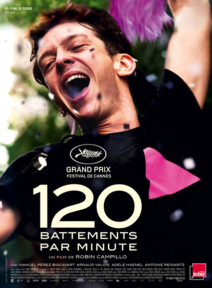 """120 battements par minute"" de Robin Campillo"
