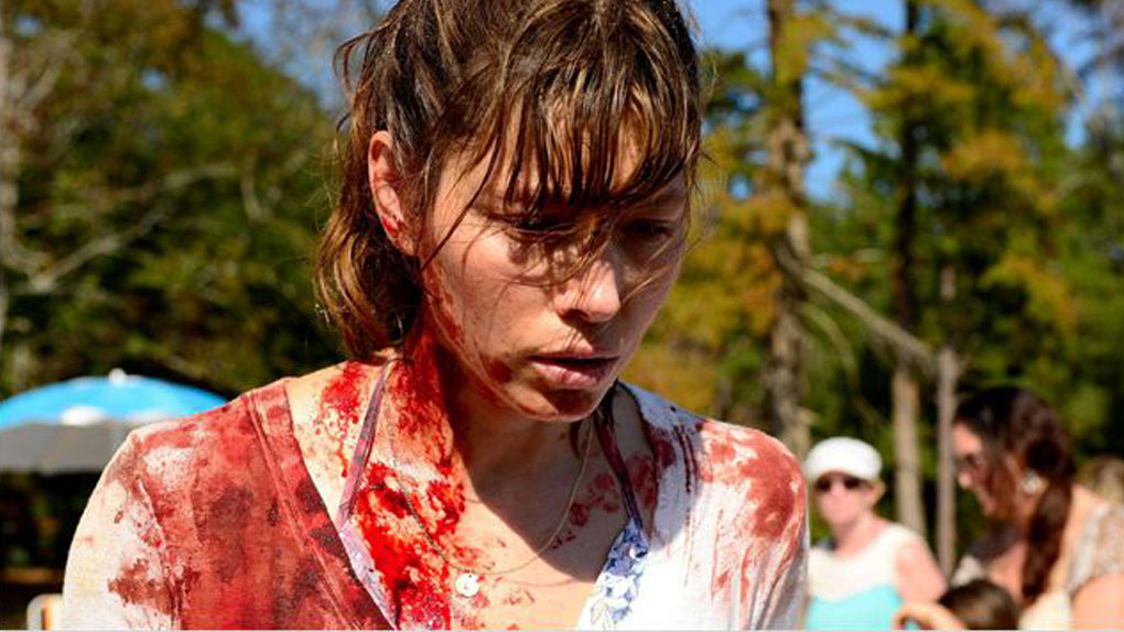 Jessica Biel produit The Sinner