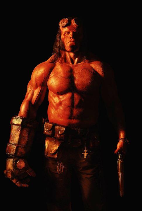 Première photo officielle d'Hellboy